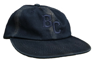 BC hat front