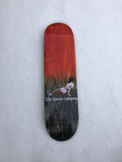 snow chris bottom
